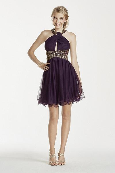 Vestidos para jovencitas sencillos