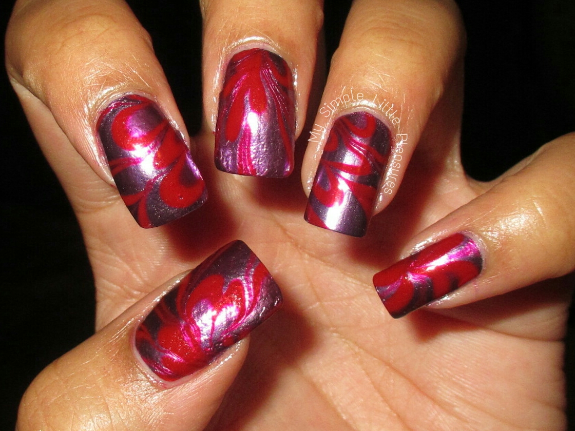 27 lazy girl nail art ideas that are actually easy buzzfeed easy nail designs for - Little Girl Nail Design Ideas
