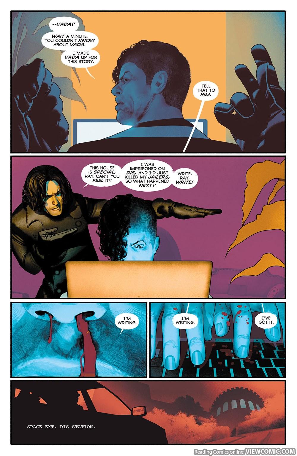 Annihilator 002 (2014) ……………………………… | Viewcomic reading comics online for  free 2019