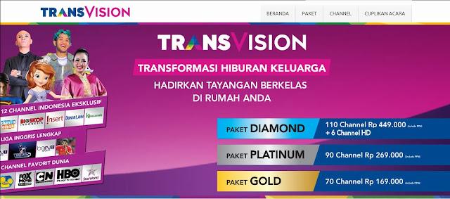Lowngan Kerja Terbaru PT Indonusa Telemedia (Transvision) Lulusan SMA/ SMK, D3, S1 Terbaru 2018 Seluruh Indonesia