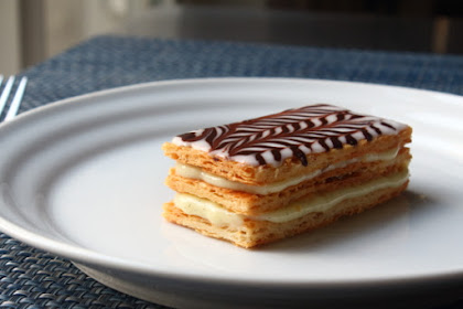 """Mille Feuille"" (Napoleon) – Short as well as Sweet"