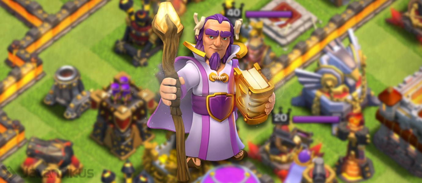 Update Grand Warden Inilah Macam Macam Pasukan Di Clash Of Clans