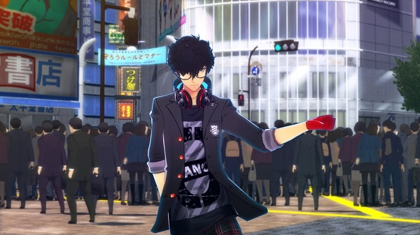 Persona 5: Dancing in Starlight   Persona 3: Dancing in Moonlight