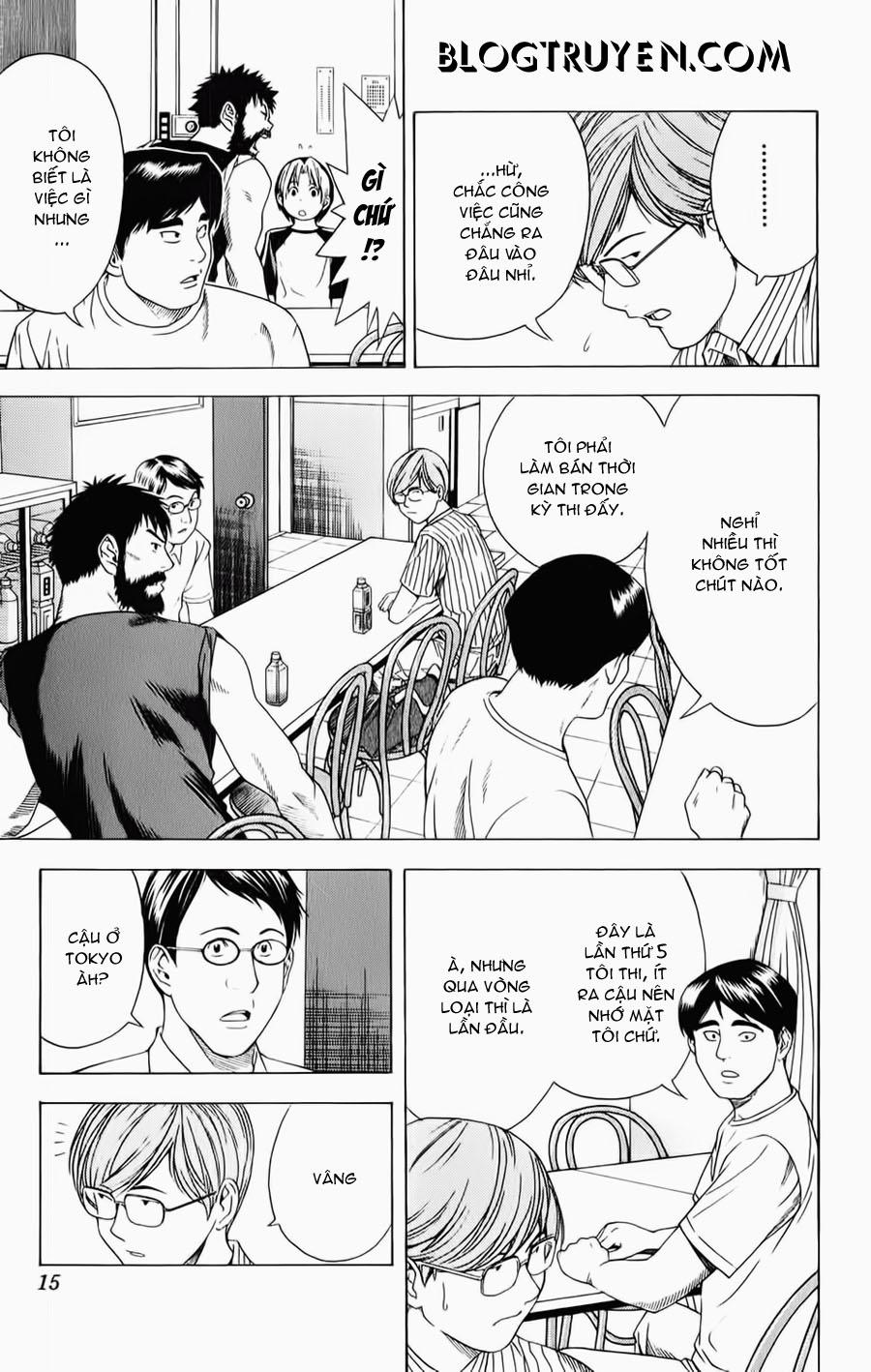 Hikaru No Go hikaru no go chap 79 trang 10
