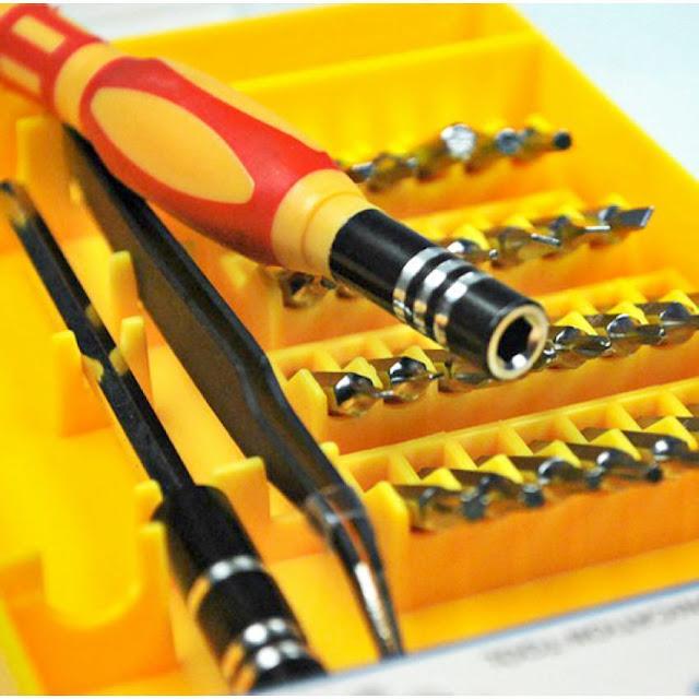 Bộ 32 món tua vít đa năng Jackly JK6066-B