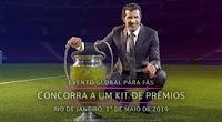 Concorra ingressos para o Uefa Champions League Global Fan Event no Rio De Janeiro