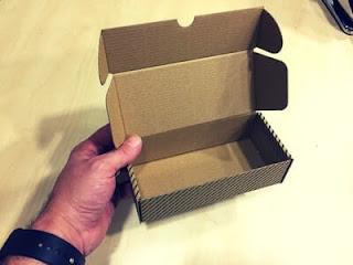 cajas para envios online de corbatas