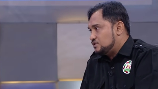 Penonton Bersorak saat Novel Bamukmin Sebut Ancaman Penggal Jokowi Bentuk Aspirasi
