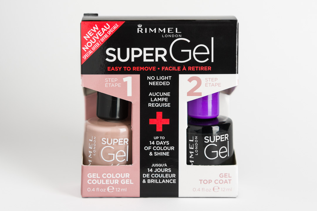 Rimmel Super Gel Kit Soul Session