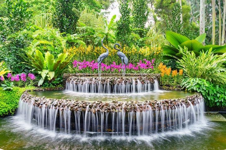 Sangat Menawan, Inilah 6 Kebun Raya Tertua dan Terindah di Dunia