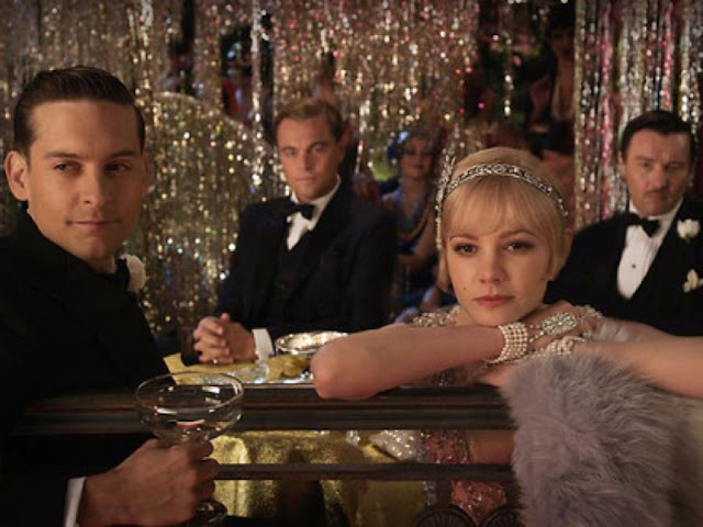 The Great Gatsby ~ Nick, Jay, Daisy, and Tom | A Constantly Racing Mind