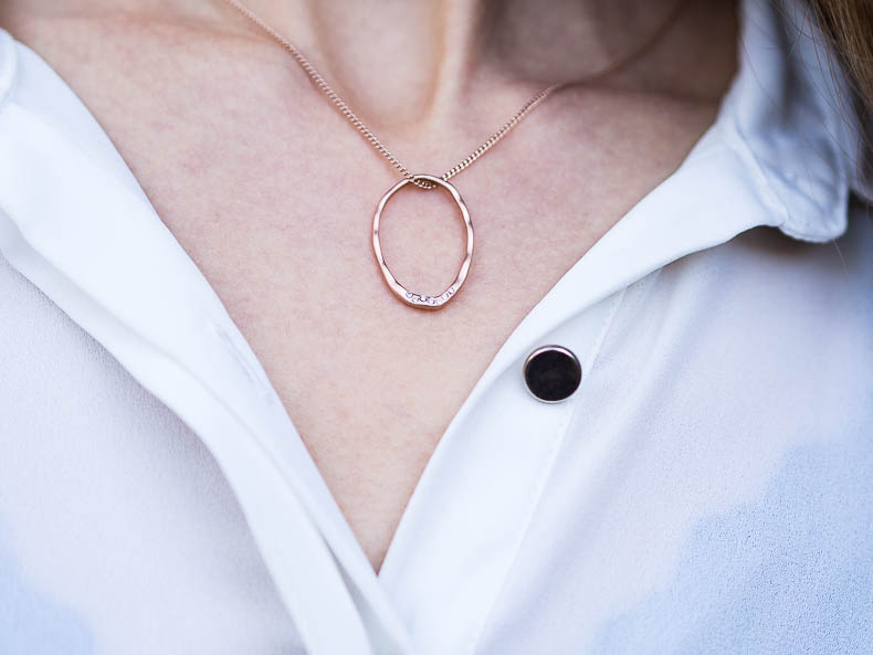 pilgrim-oval-rosegold-necklace