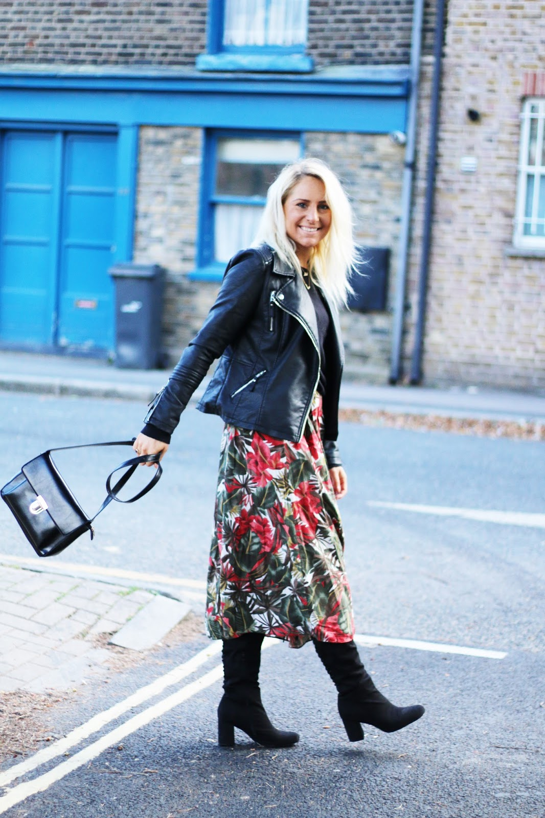 winter florals fashion trend 2016
