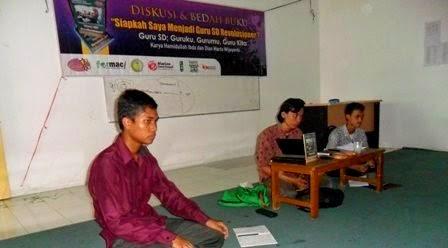 Buku Karya Warga Pati Dibedah di Semarang