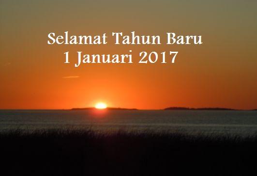 Selamat Tahun Baru 2017 Semoga Makin Sukses