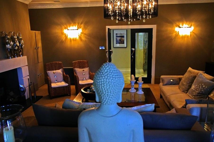 Luxury Lounge Room Windfalls Boutique Hotel Worth West Sussex