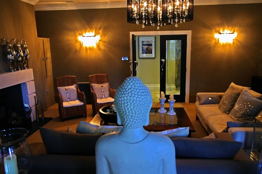 Luxury Lounge Room Windfalls Boutique Hotel Worth West Sussex