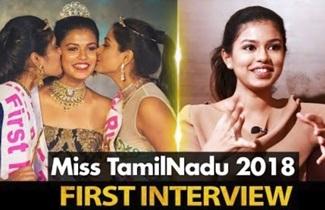 Modelling is a gateway for Film Industry | Model Miss Tamil Nadu 2018 Shrisha Shriramulu Interview