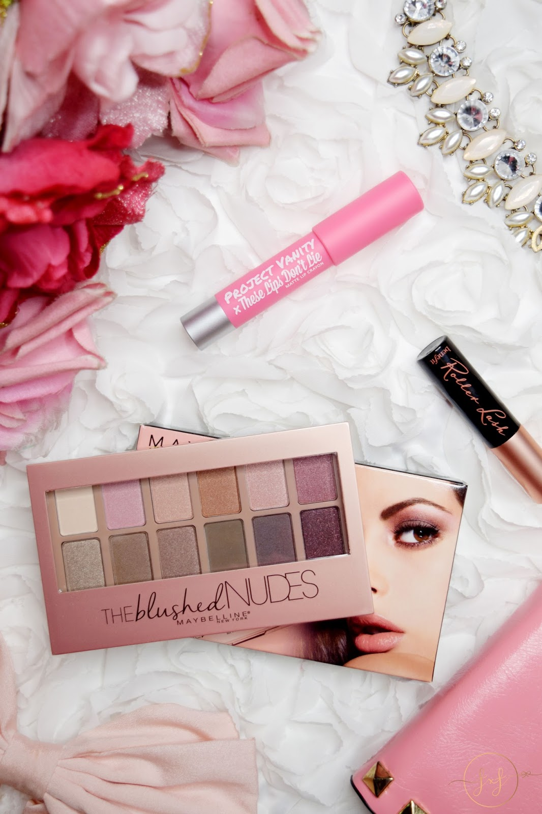 Maybelline Blushed Nudes Palette | Review & Swatches
