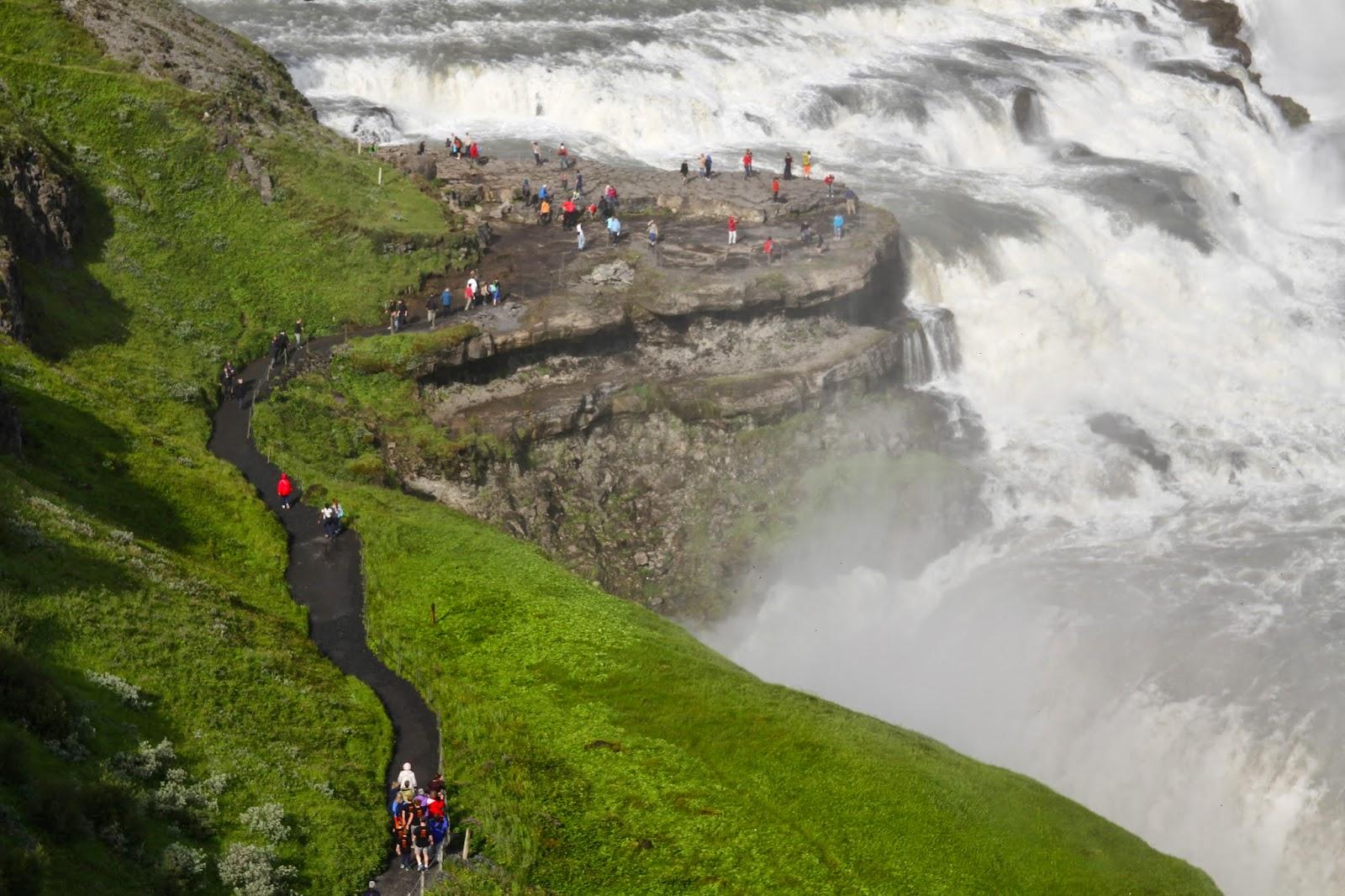 GOLDEN CIRCLE, o Círculo Dourado da Islândia - Da janela do meu carro vejo um mundo melhor | Islândia