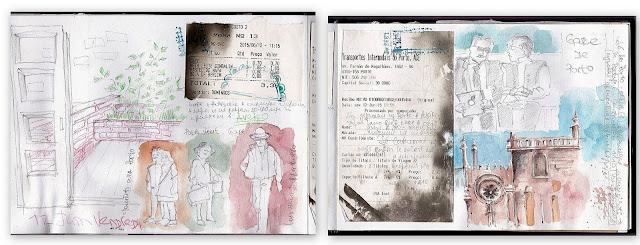 Portugal-travel-sketchbook-porto-Cathedral