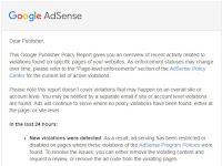 Pengalaman Artikel Blog Dilaporkan Ke Google DMCA - Pelaporan Copy Paste