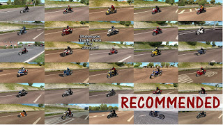 ets 2 motorcycle traffic pack v2.1 by jazzycat