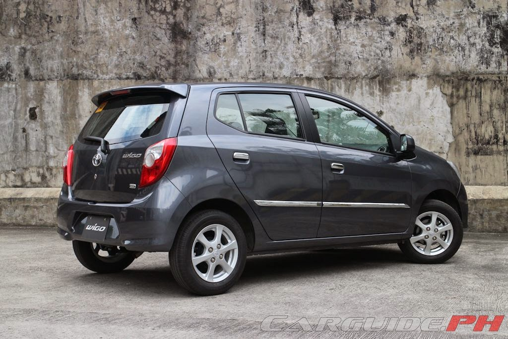 Review 2014 Toyota Wigo 1 0g M T Philippine Car News