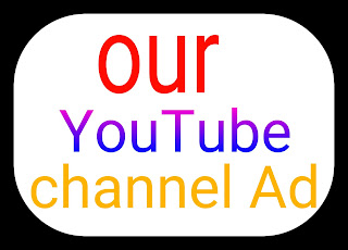 Our YouTube channel Ad