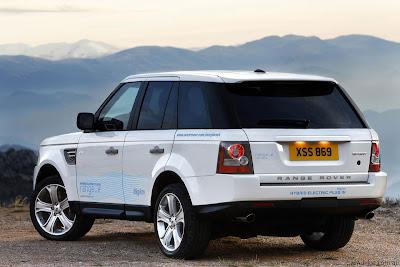 range rover sport 2013 - land rover hybrid - Range_e unveiled