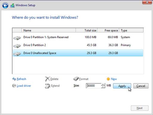 Panduan installasi Windows 10 lengkap dengan gambar 3
