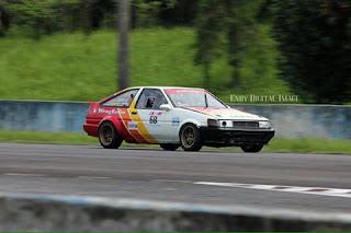 Toyota Corolla Levin (AE86) Racing Car 01