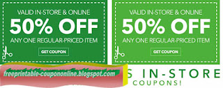Free Printable Joann Coupons