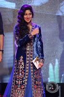 Beautiful Cute Sai Pallavi in dark Blue dress at Fidaa music launch  Exclusive Celebrities galleries 004.JPG