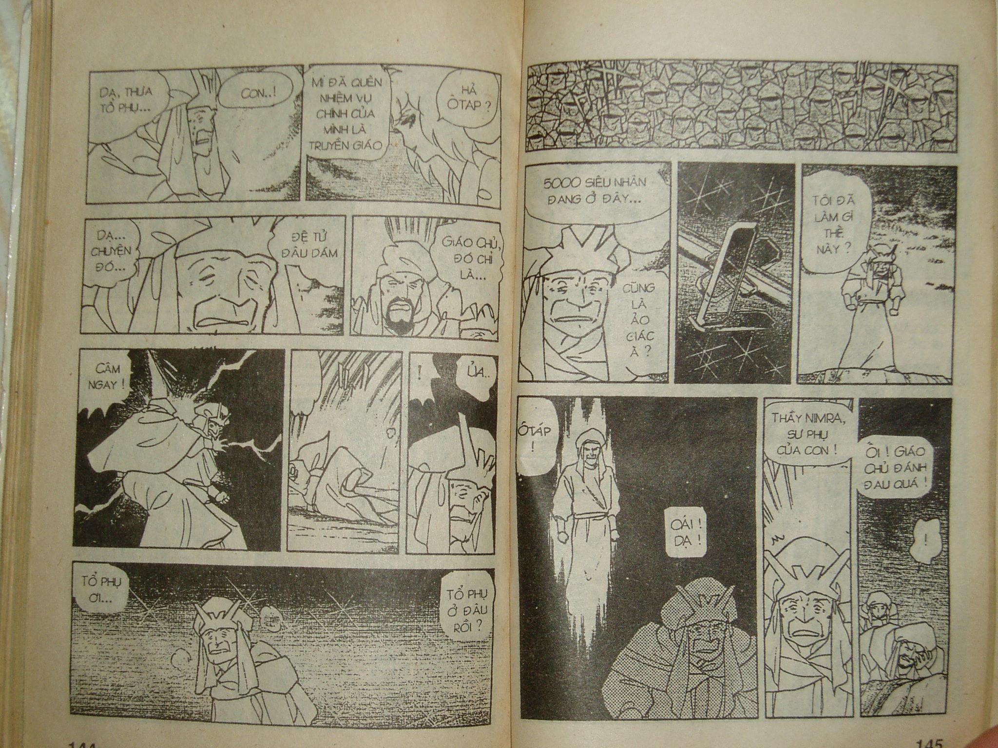 Siêu nhân Locke vol 17 trang 70