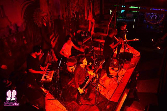 Una noche de Indio Rock.