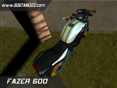 GTA SA - FAZER 600 4