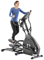 Nautilus E616 Elliptical Trainer, review features compared with E614 and E618