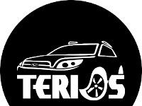 Cover Ban Sarung Ban Mobil Terios No.38