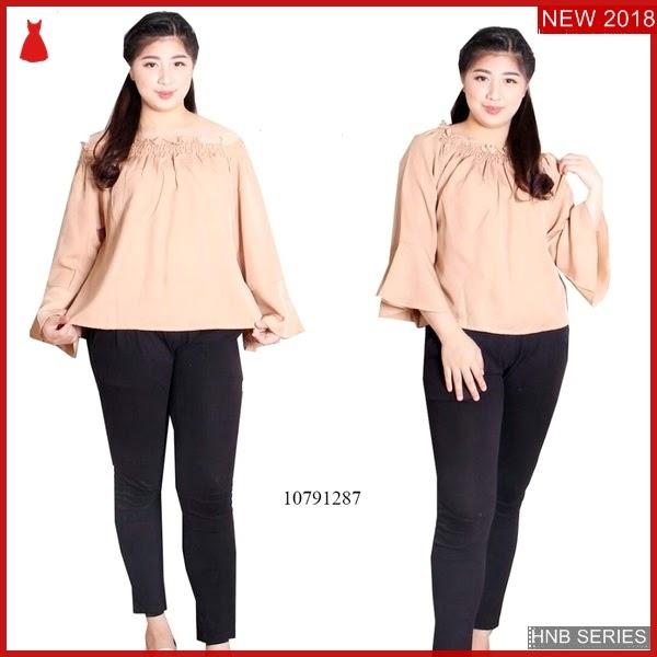 HNB219 Model New Dress Batik Regular Size Modis BMG Shop