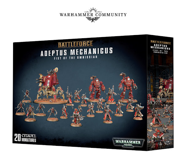 Battleforce Adeptus Mechanicus