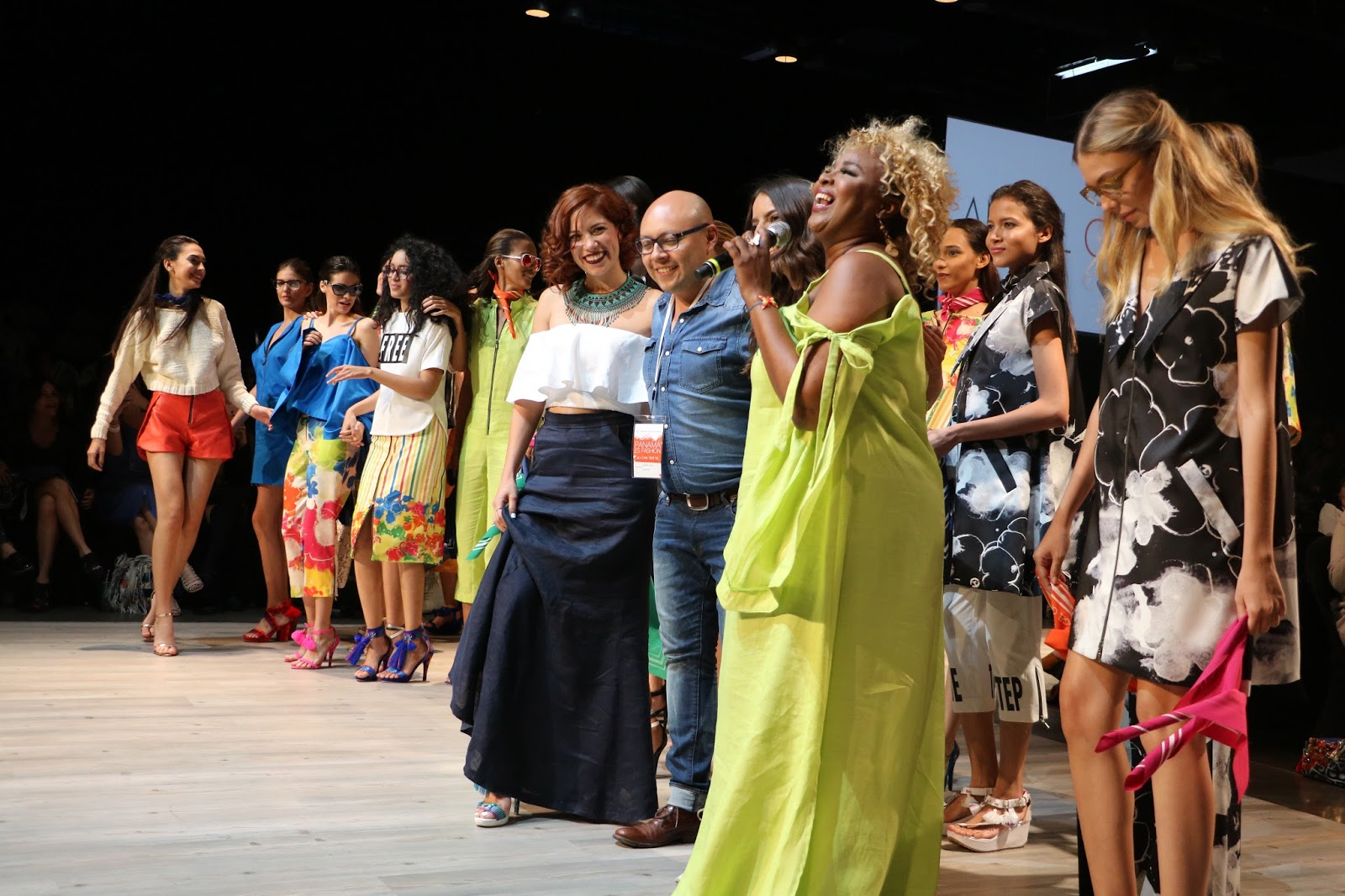 Click through to see more photos of Panama Fashion Week 2016