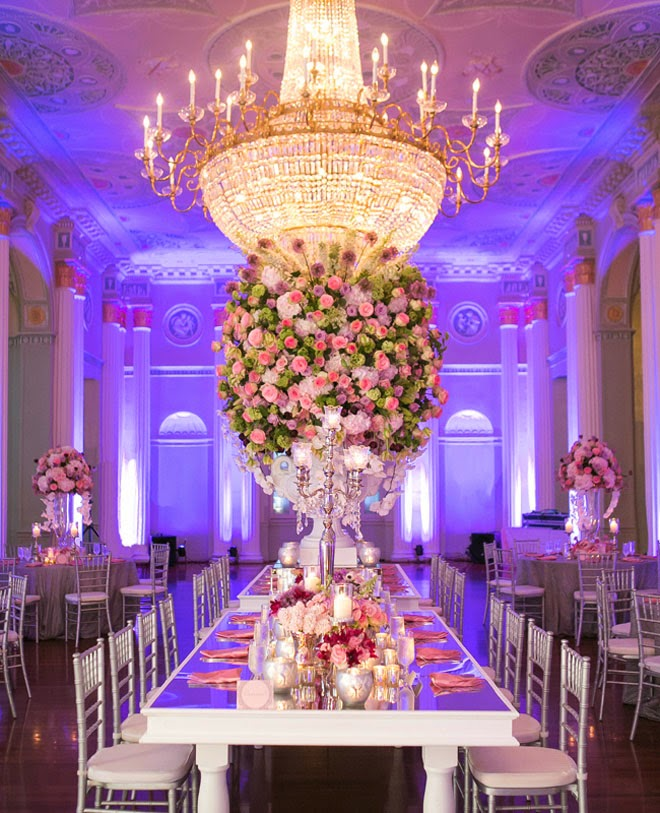 Long Wedding Tables Belle The Magazine