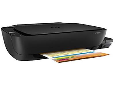 Image HP DeskJet GT 5811 Printer Driver
