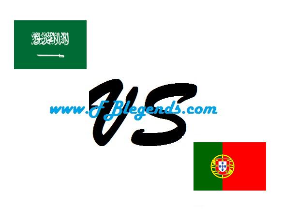 مشاهدة مباراة السعودية والبرتغال بث مباشر مباراة ودية بتاريخ 10-11-2017 يلا شوت portugal vs saudi arabia