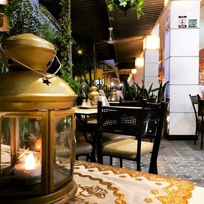 entrada a lebanon restaurante