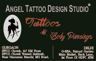 Tattoo Prices-Deals in Gurgaon Delhi India
