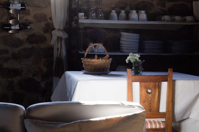 molino de los gamusinos hotel rural Ávila