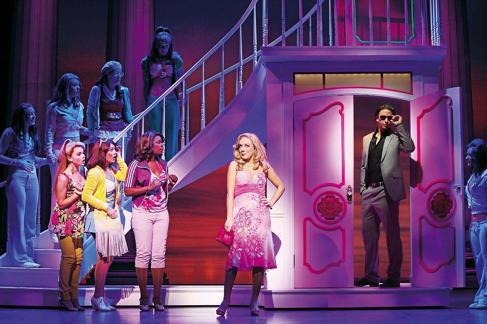 Legally Blonde Broadway Script 84