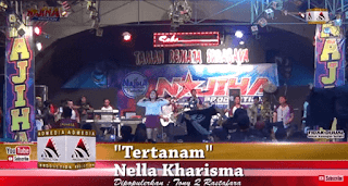 Lirik Lagu Tertanam - Nella Kharisma